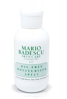 Mario Badescu  Oil Free Moisturizer SPF 17