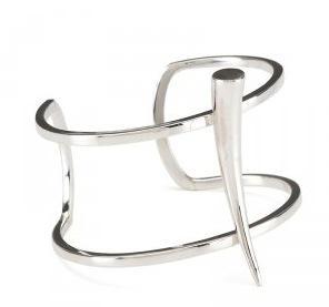 Gabriela Artigas  Gabriela Artigas Sterling Silver Tusk Bracelet