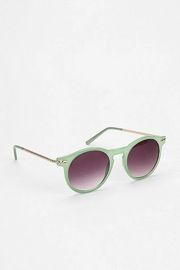 Urban Outfitters Urban Outfitters Jupiter Round Sunglasses