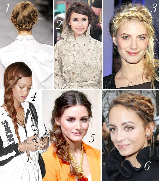 Braids Are All the Rage This Week
