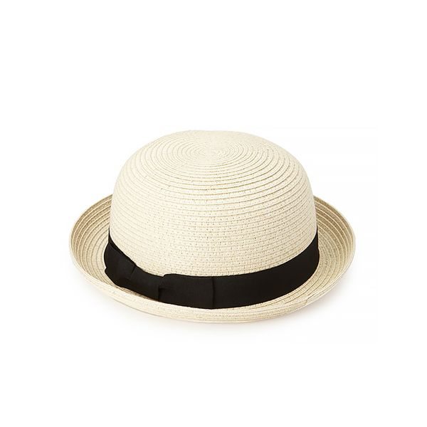 Forever 21 Downtown Straw Bowler