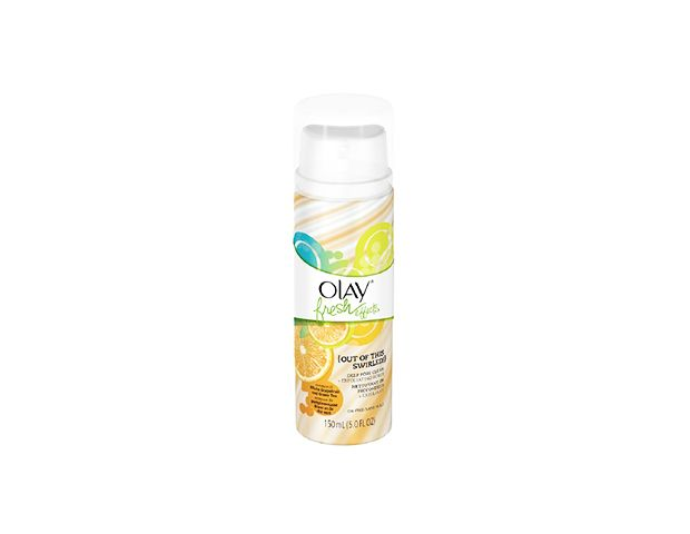 Olay Total Effects Deep Pore Clean + Exfoliating Scrub