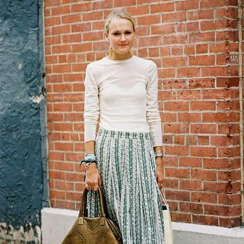 Tip of the Day: Full Skirt
