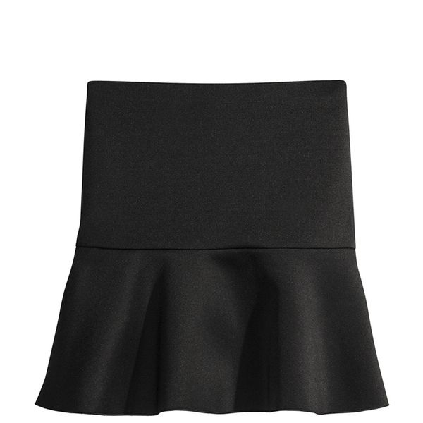 H&M Short Scuba Skirt