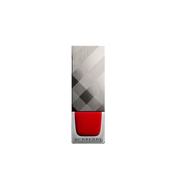 Burberry Poppy Red Nail Polish