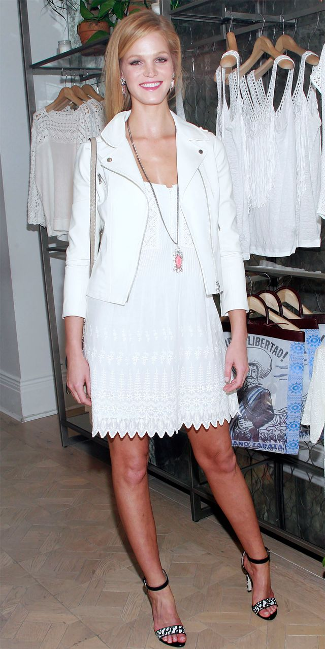 9 Celeb-Inspired Ways To Wear A White Dress This Spring