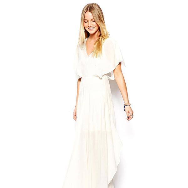 ASOS Premium Caftan Maxi Dress