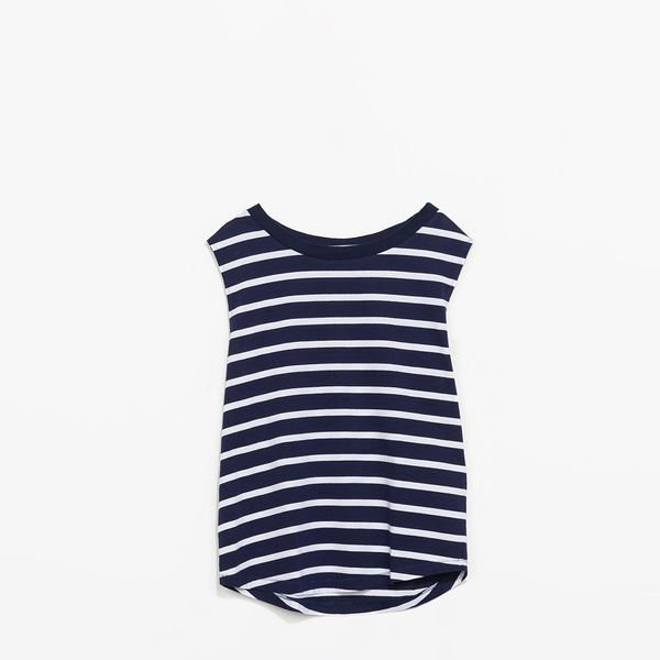 Zara Cotton T-Shirt