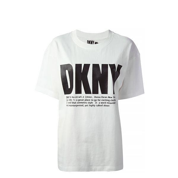 DKNY x Opening Ceremony Logo Print T-Shirt