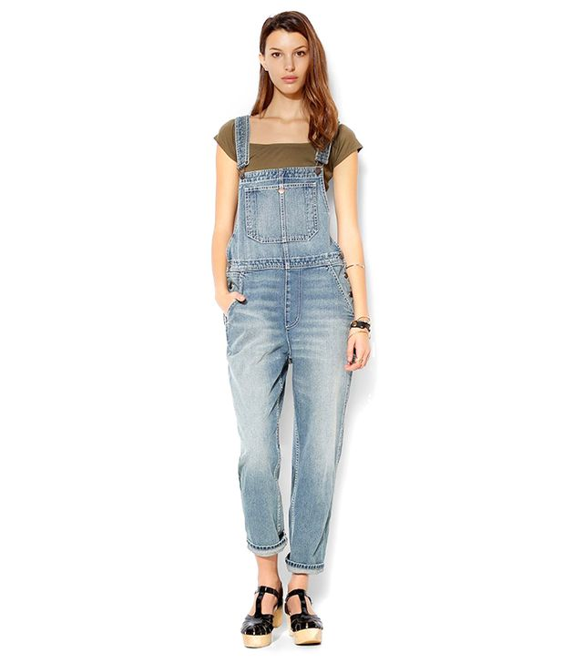BDG Denim Overalls ($69)  ?We suspect you would wear these medium-wash overalls well into summer!