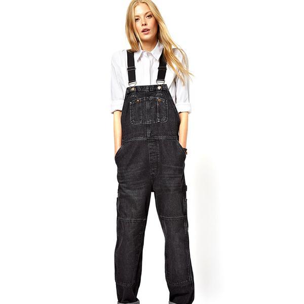 ASOS Workwear Denim Overalls
