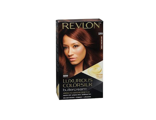 Revlon Luxurious ColorSilk Buttercream Ammonia-Free Nourishing Cream Colo