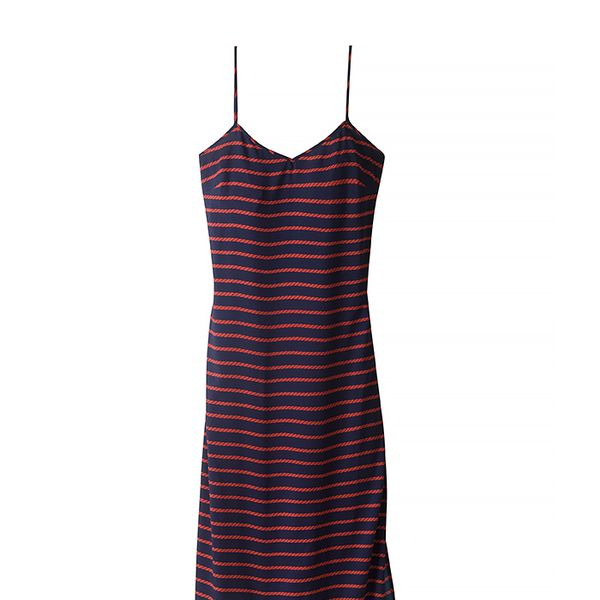 Ann Taylor Stripe Dress