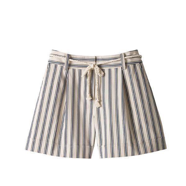 Ann Taylor Stripe Shorts
