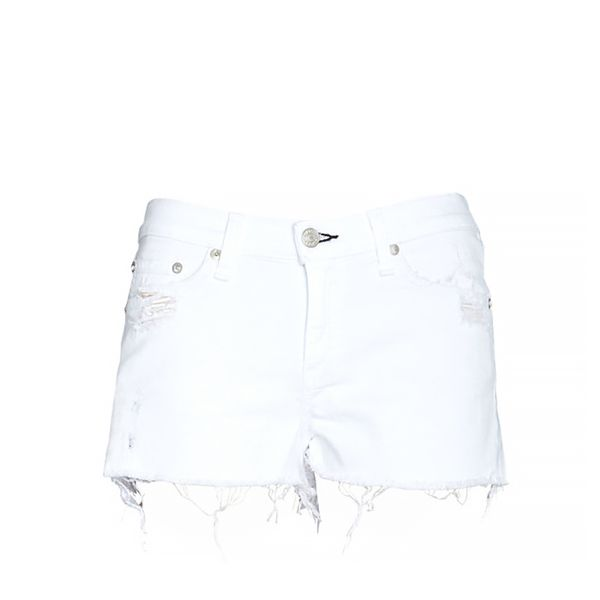 Rag & Bone/Jean Destroyed Cut Off Shorts