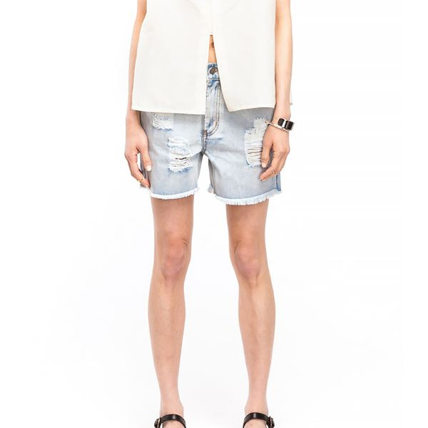 Evil Twin Slacker Boyfriend Shorts