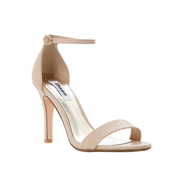 Dune Hyrdo Heeled Sandals