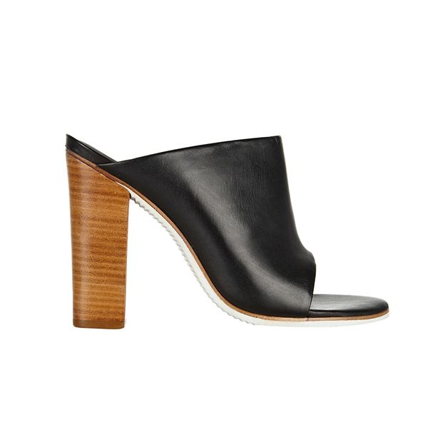 Tibi Leather Mules