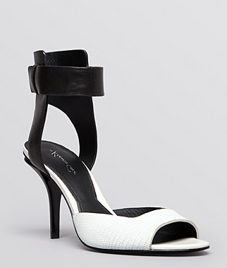 Kenneth Cole Open Toe Tudor High Heel Sandals