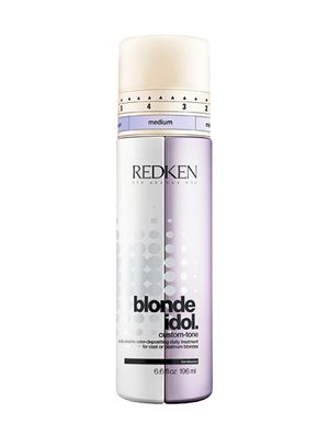 The Genius Toning Conditioner Every Blonde Needs