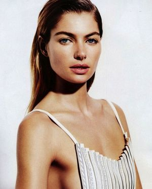 Jessica Hart In 9 Sexy White Looks For Harper's Bazaar Australia