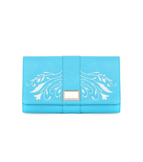 Snob Essentials Embroidered Clutch
