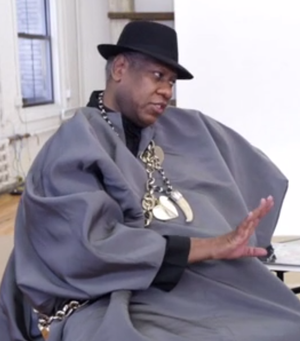 Zac Posen Fondles Andre Leon Talley's Muumuu, Talks Necklace Disasters