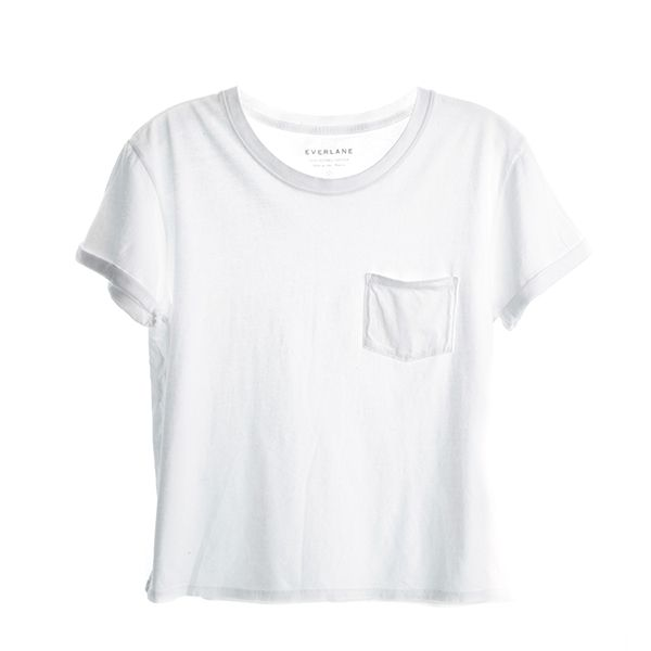 Everlane The Box Cut Tee