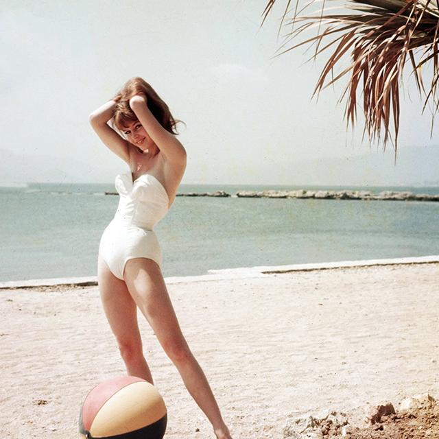 #TBT Style Spotlight: Brigitte Bardot in Cannes
