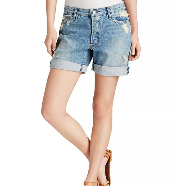 Koral Morgan Baggy Shorts