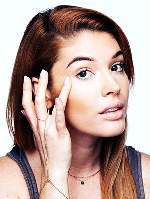 How To Cover Dark Under Eye Bags in 4 Easy Steps