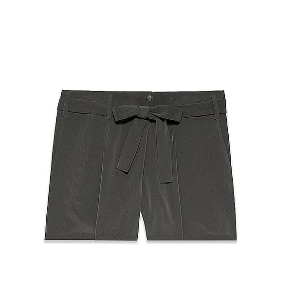 Helmut Lang Terra Pleated Shorts