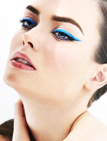 Tamara Zsilinszki is Bright and Bold for Harper's Bazaar Turkey