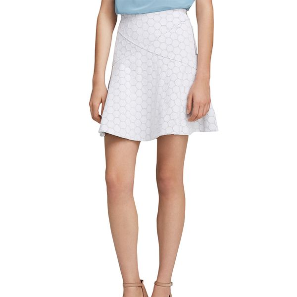 Marc by Marc Jacobs Leyna Dotty Ponte Skirt