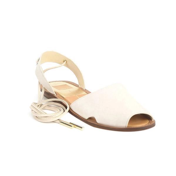 Dolce Vita Damalis Lace-Up Avarca Sandals