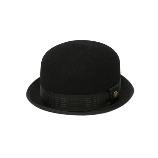 Goorin Heritage Samson Bowler Hat