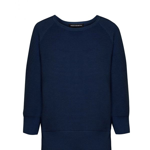 French Connection Summer Mozart Ribber Jumper