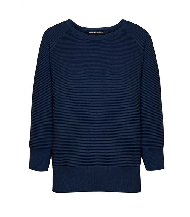 French Connection Summer Mozart Ribber Jumper ($78)