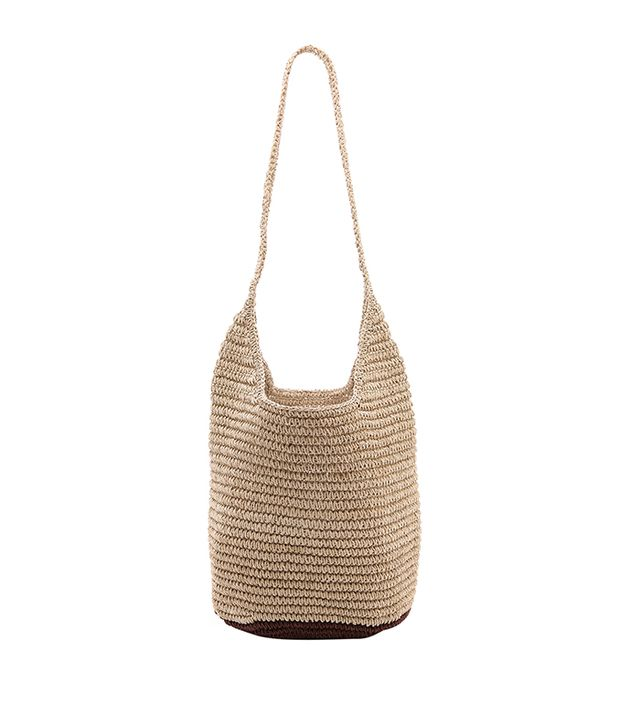 Bop Basics Twisted Colorblock Hobo ($100)