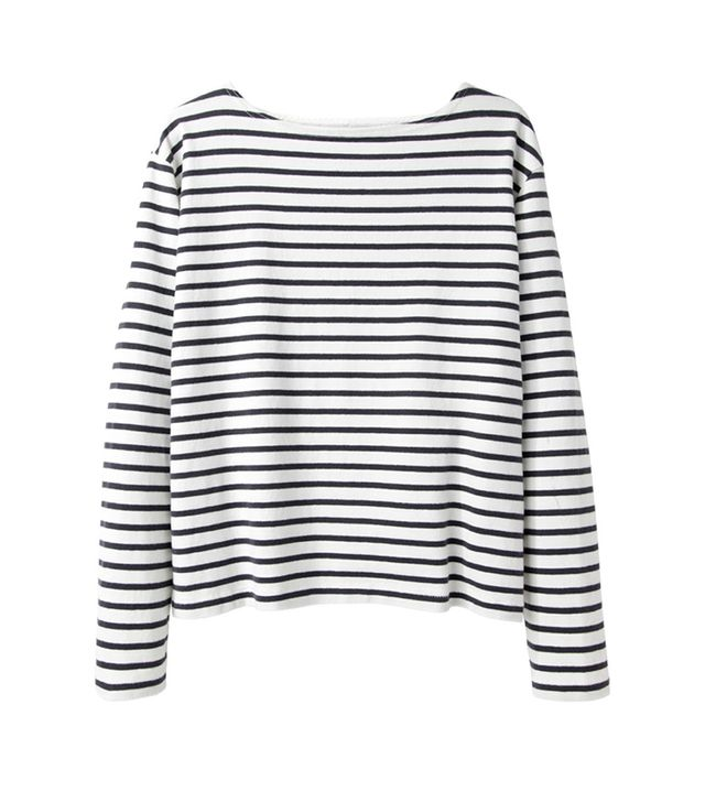Wood Wood Adrian Stripe Longsleeve Shirt ($100)