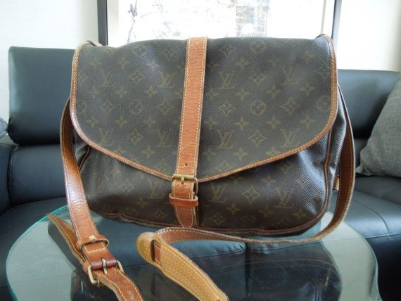 Vintage Louis Vuitton Messenger Bag