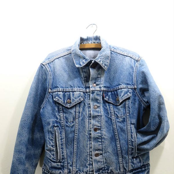 Vintage Levis 90's Denim Jacket