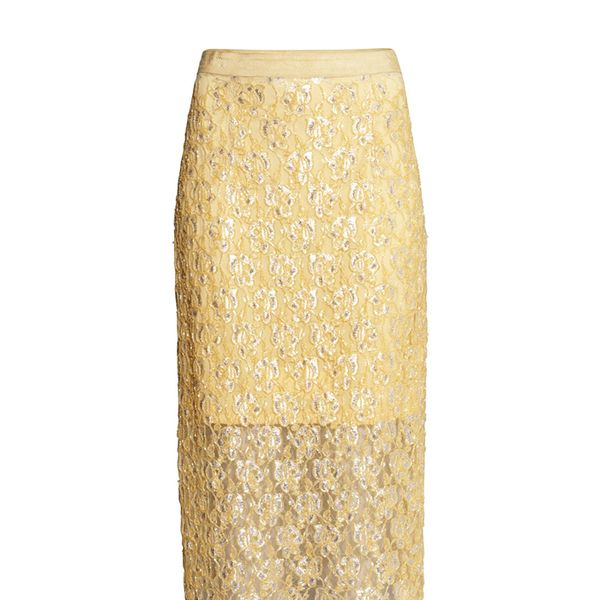 H&M Beaded Skirt