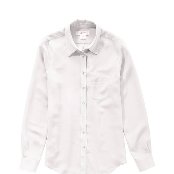 Joe Fresh Silk Shirt
