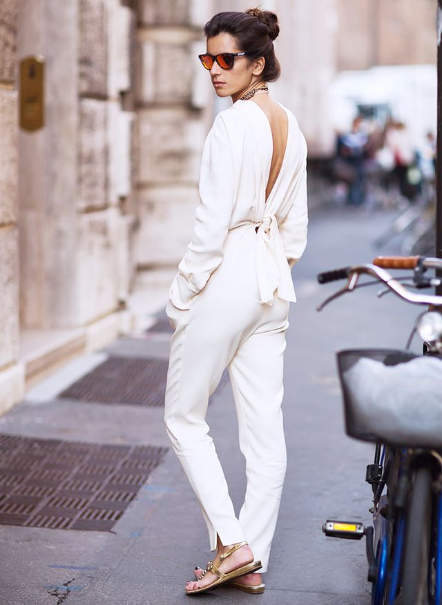 3. Backless Jumpsuits 