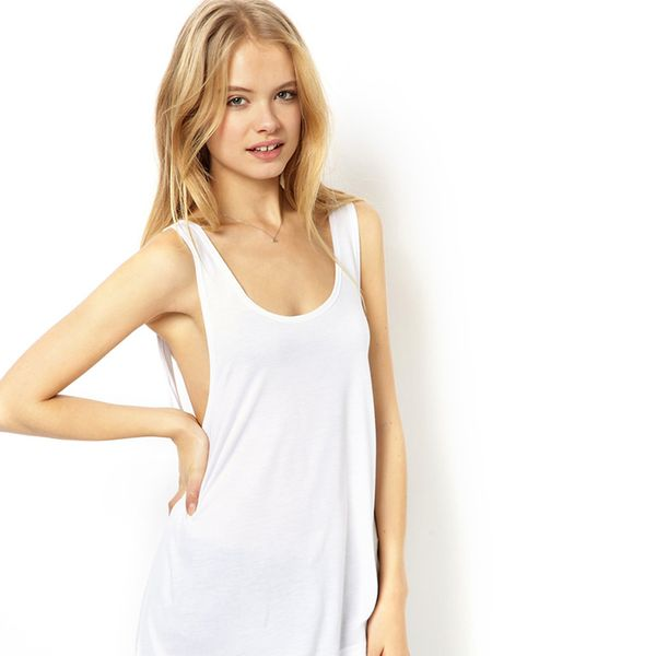 ASOS Tank With Low Scoop Back