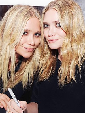 Exclusive: Mary-Kate and Ashley Talk Beauty Icons, the Met Ball, and More