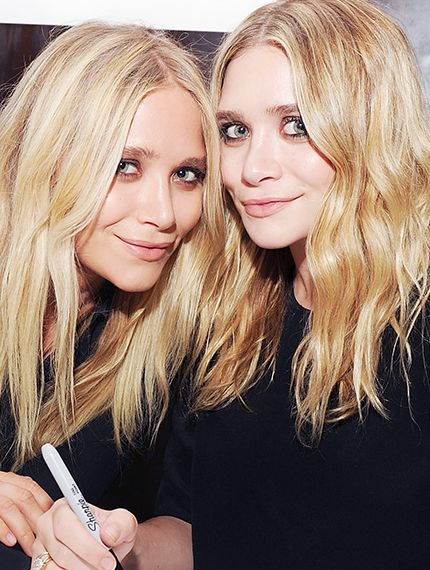 Exclusive: Mary-Kate and Ashley Talk Beauty Icons, The Met Ball, More