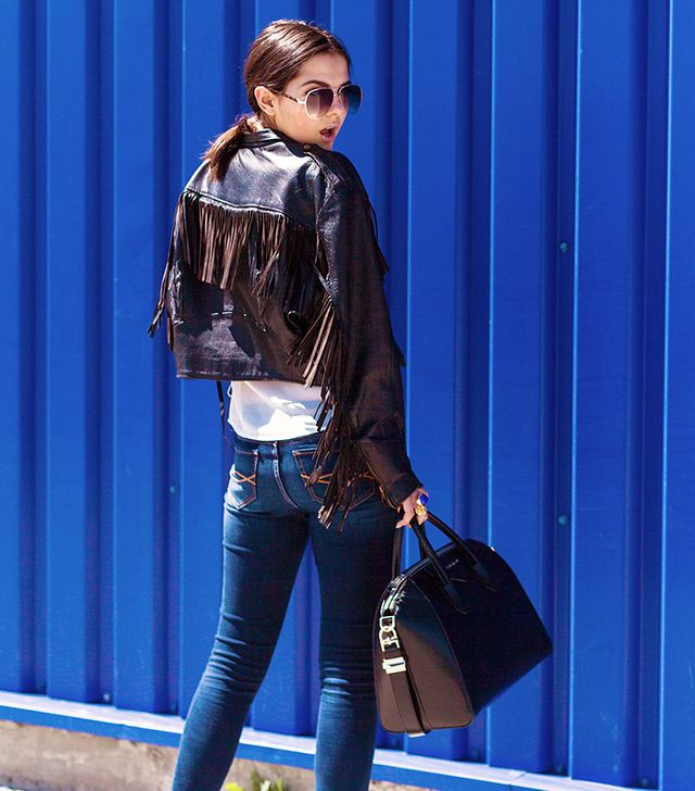 This Week's Coolest Blogger Looks