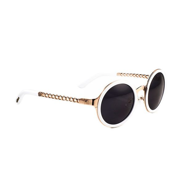 Chilli Beans Big Freedia Round Sunglasses